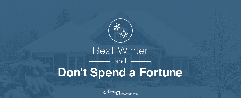Beat winter and don't spend a fortune